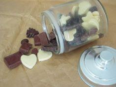 Chocolats parfumés aux huiles essentielles  (Blog Aroma-Zone)
