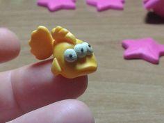 Il pesce dei Simpson.