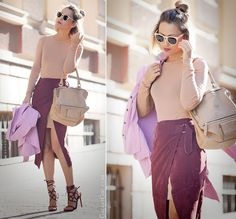 suede+wrap+skirt+asos+outfit+for+fall+2015