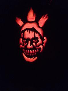 Twisty the Clown. I would... kill... for a stencil. | DIY ...