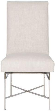 Dining Chair @ Restaurant?  Vanguard Furniture: W745S - Boswell (Side Chair)