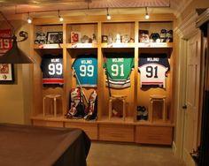 hockey lockers
