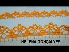 📌 Myslíme si, že by sa vám mohli páčiť tieto piny - tonka. Crochet Boarders, Crochet Blanket Edging, Crochet Edging Patterns, Crochet Lace Edging, Crochet Doilies, Crochet Stitches, Knitting Patterns, 5 Diy Crafts, Diy Crafts Crochet