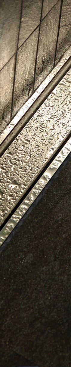 Beautiful Closeup Picture Of Unidrain Floor Drain
