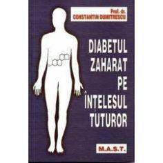 Diabetul zaharat pe intelesul tuturor (ed. tiparita)