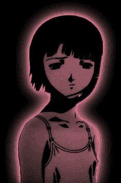 Aesthetic Design, Aesthetic Anime, Old Anime, Manga Anime, Creepy, Scary, Gifs, Arte Obscura, Jojo Memes