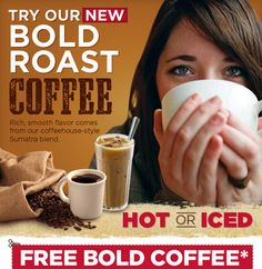 BOB EVANS $$ Reminder: Coupon for FREE Cup of Bold Coffee – Expires TODAY (7/12)!
