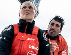 Mixed crew announced for Volvo Ocean Race