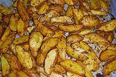 Ofenkartoffeln Countrypotatoes
