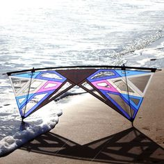 New Freilein 7.5ft Quad Line Stunt Kite For Sale High Quality Various Color Power Sports Single Stunt Kite