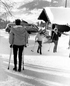 René Maltête: Ski
