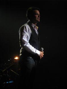 Donny Osmond in concert Phoenix, AZ - 2011