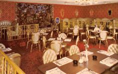 """Finger's Restaurant, """"Michigan's Early American Show Place,"""" 4981 Plainfield N.E., Grand Rapids"""