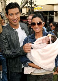 112 Best Mario Lopez And Family Images Mario Courtney