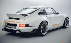1990 Porsche 911 'Reimagined' by Singer Vehicle Design