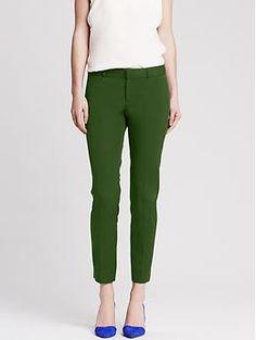 Sloan Fit Slim Ankle Pant - Pants | favorite work pants in new colors. yes please.