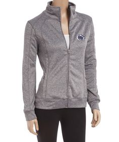 Penn State Nittany Lions Slim Fit Track Jacket - Women #zulily #zulilyfinds