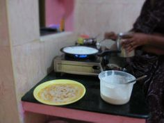 Making South Indian Dosa