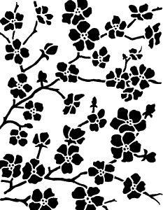 Bleach batik pattern