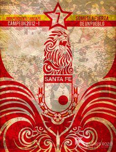 Leones rojos Cool Walls, Fes, Football, Christmas Ornaments, Cool Stuff, Holiday Decor, Santa Fe, Hair Style, Lion