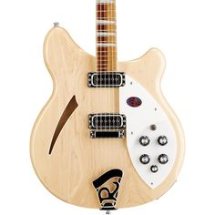 Rickenbacker 360 Electric Guitar Mapleglo