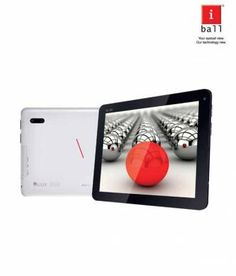 iBall launches iBall Slide 3G 9728 tab for Rs 15,000