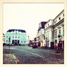 Langenlois Center Street View
