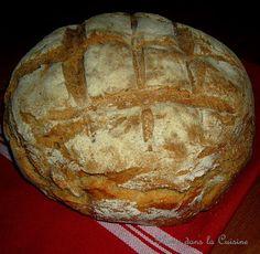 Délicieux pain maison, rapide et facile | Une Plume dans la Cuisine