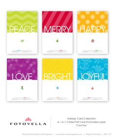 Christian Christmas Card Template  Photoshop Template