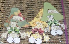 Pam's Paper Piecings: Bookworm with A