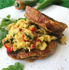 Recipe: Savoury French Toast by Aniseeds
