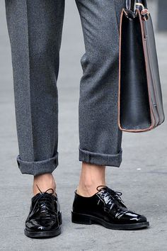 The pants and the bag are awesome. Not so sure about the shoes though