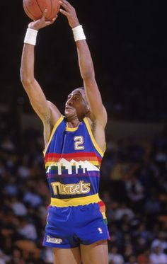 alex english 15 seasons mostly with the denver nuggets.  1 time scoring leader, 8 time all star.
