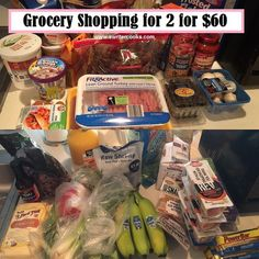 Shopping for 2, one week meal plan --A Writer Cooks. View the post at: http://www.awritercooks.com/meal-plan-and-grocery-shopping-august-15/