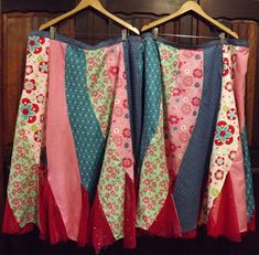 Sewing a Paneled Skirt Sewing Blogs, Floral Tie, Arts And Crafts, Pretty, Skirts, Collection, Fashion, Moda, Skirt