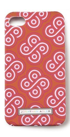 Jonathan Adler Gothic Rose iPhone Case