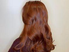 Orange Brown Hair, Hair Inspo, Hair Inspiration, Corte Shag, Ginger Hair Color, Auburn Hair, Dye My Hair, Aesthetic Hair, Brunette Hair