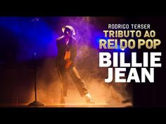 Billie Jean - Michael Jackson (Rodrigo Teaser - Tributo ao Rei do Pop) Rodrigo Teaser, Billie Jean Michael Jackson, Pop, Youtube, Instagram, Fictional Characters, Social Media, Notebook, Popular
