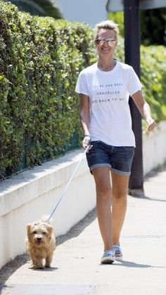 Lady Victoria Hervey  #LadyVictoriaHervey Out with Her Dog in Antibes 27/05/2017 http://ift.tt/2vBTBTO