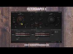 nice Cableguys FilterShaper 3 Beta DEMO Crack Free Download VST
