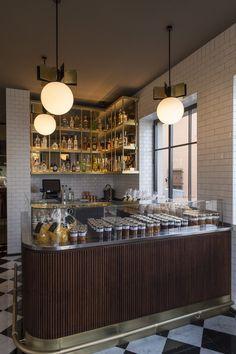 Architect Fabio Ferrillo's Surprising Restaurant: Campamac Osteria di Livello 6
