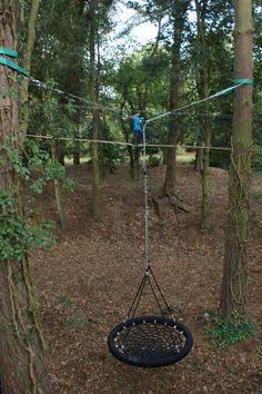Treehouse Life Nest Swing