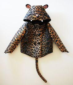 Mädchen entdeckte Leopard Fell von littlegoodall auf Etsy