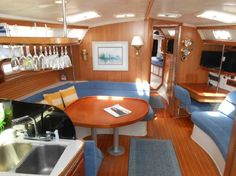 1994 Catalina 42 two-cabin Sail Boat For Sale - www.yachtworld.com
