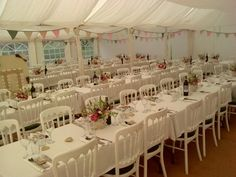 marquee tent table layout - Google Search