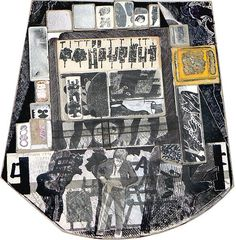 Selection - Collages - Art - Ray Johnson Estate