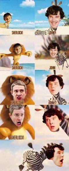 oh Sherlock :D