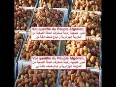 Algérie, dates du Golfe Arabe, تمور خليجية رديئة تستنزف العملة الصعبة من...