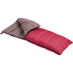 Wenzel Cardinal 30 Degree Sleeping Bag Red Http Www Campingandsleepingbags