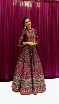 Shop from an exclusive range of luxurious wedding dresses & bridal wear by Anita Dongre. Indian Wedding Outfits, Pakistani Outfits, Indian Outfits, Indian Attire, Indian Wear, Indian Style, India Fashion, Asian Fashion, London Fashion